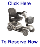 Motorized Wheel Chair Reservation photo